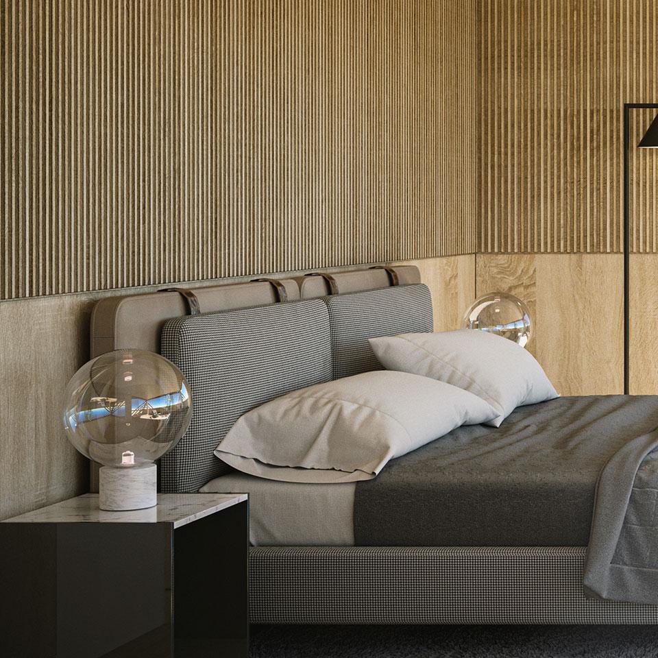 Empreendimento Villa Unika | quarto - cama
